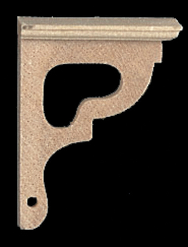 Dollhouse Miniature Victorian Corner Post Bracket 4/Pk