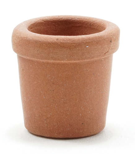 Dollhouse Miniature Flower Pot 1Pc