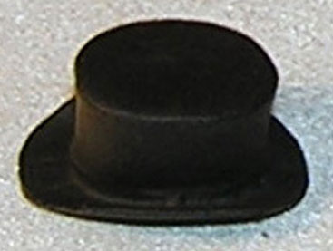 Dollhouse Miniature Top Hat
