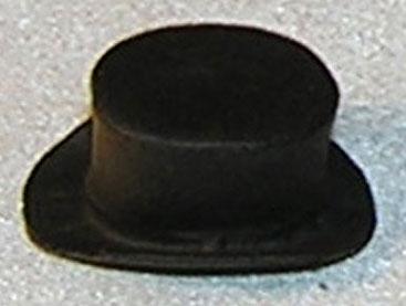 8da70b1fe92c8 Dollhouse Miniature Top Hat