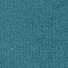 Dollhouse Miniature Turquoise Carpeting, 18 X 26