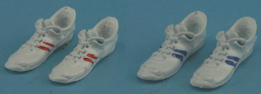 Dollhouse Miniature Running Shoes