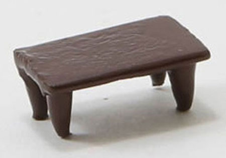 Dollhouse Miniature Mini Table