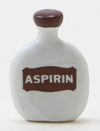 Dollhouse Miniature Aspirin