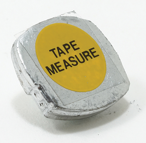 Dollhouse Miniature Tape Measure