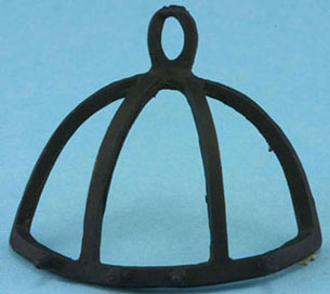 Dollhouse Miniature Pot Hanger