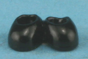 Dollhouse Miniature Doll Shoes