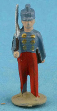 Dollhouse Miniature Soldier
