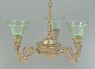 Dollhouse chandelier non electric mul4388b just miniature scale dollhouse miniature chandelier non electric aloadofball Choice Image