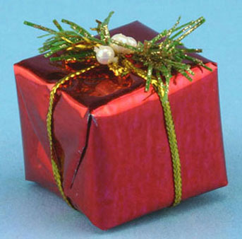 Dollhouse Miniature Assorted Christmas Gift