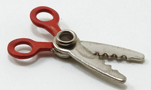 Dollhouse Miniature Pinking Shears