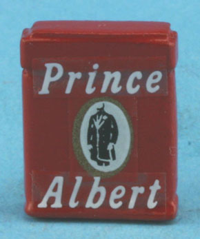 Dollhouse Miniature Prince Albert