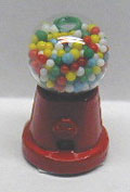 Dollhouse Miniature 1 Inch Gumball