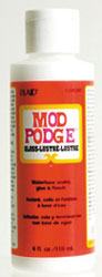 Dollhouse Miniature 4 oz. Mod Podge Gloss