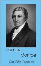 Dollhouse James Monroe Biography, TIN805 | Just Miniature Scale