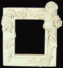 Dollhouse Miniature Picture Frame