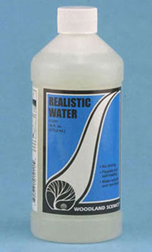 Dollhouse Miniature Realistic Water 16oz..