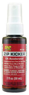 Zip Kicker with Pump Sprayer, 2 oz, 1 pc