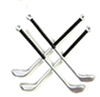 Dollhouse Miniature3 In Golf Clubs, 4Pk