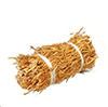 Dollhouse Miniature1 1/2 In Hay Bale/12 pc
