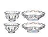 Dollhouse Miniature Bowls Set, 4pc