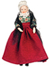 Dollhouse Miniature Country Grandma