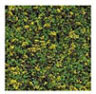 Dollhouse Miniature Foliage Med Green Mix, 25G