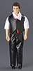 Dollhouse Miniature Father