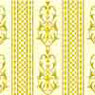 Dollhouse Miniature Wallpaper: Palais