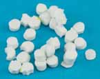 Dollhouse Miniature Marshmallows, Squeezable Soft