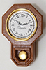 Dollhouse Miniature School Clock
