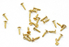 Dollhouse Miniature Mini Nails, 3/32 In., 100/Pk