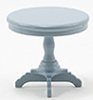End Table, Gray