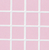 Dollhouse Miniature Pac Tile, Pink, 11 X 17