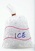 Dollhouse Miniature Bag Of Ice
