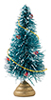 Dollhouse Miniature Mini Christmas Tree
