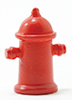 Dollhouse Miniature Fire Hydrant