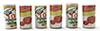 Dollhouse Miniature Food Cans, 6/Pc