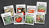 Dollhouse Miniature Seed Packets