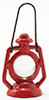 Dollhouse Miniature Red Lantern