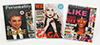 Dollhouse Miniature Magazines, 5Pk