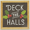 Deck The Halls Picture, 1 Piece