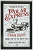 Polar Express Picture, 1 Piece, Black Frame