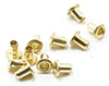 Dollhouse Miniature Small Eyelets, 20/Pk