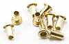 Dollhouse Miniature Large Eyelets, 20/Pk