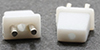 Dollhouse Miniature Petite, Wall Plugs Without Wire, 4/Pk