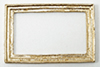 Dollhouse Miniature Frame