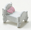 Dollhouse Miniature Small Bed