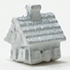 Dollhouse Miniature Dh Dollhouse, White