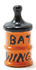 Dollhouse Miniature Halloween Apothecary Jar